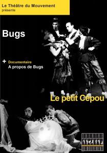 DVD Bugs + Le petit cepou