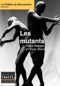 DVD Les Mutants
