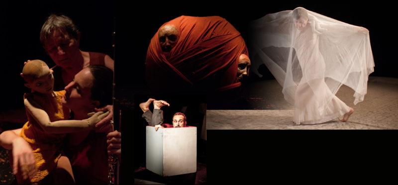 Claire Heggen - Théâtre du Mouvement